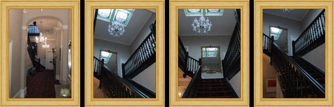 Bournemouth Langtry Manor Hotel Painting Photos 2
